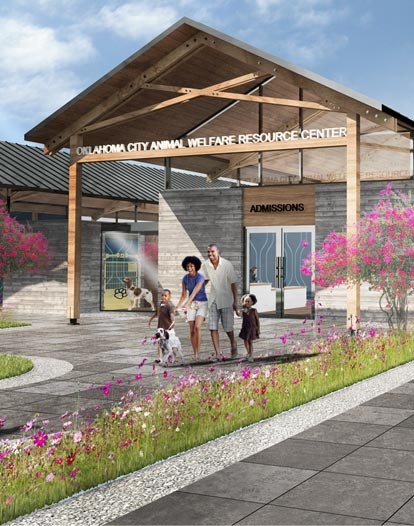 Project Animal Welfare Shelter in Metropolitan Area Projects 4 – Oklahoma City